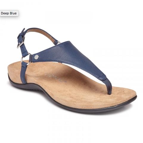 best flip flops with arch support: vionic kirra backstrap sandals
