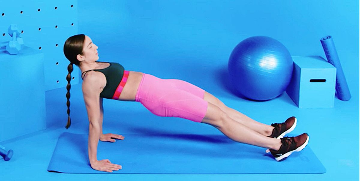 How To Do A Reverse Plank - Reverse Plank Pose