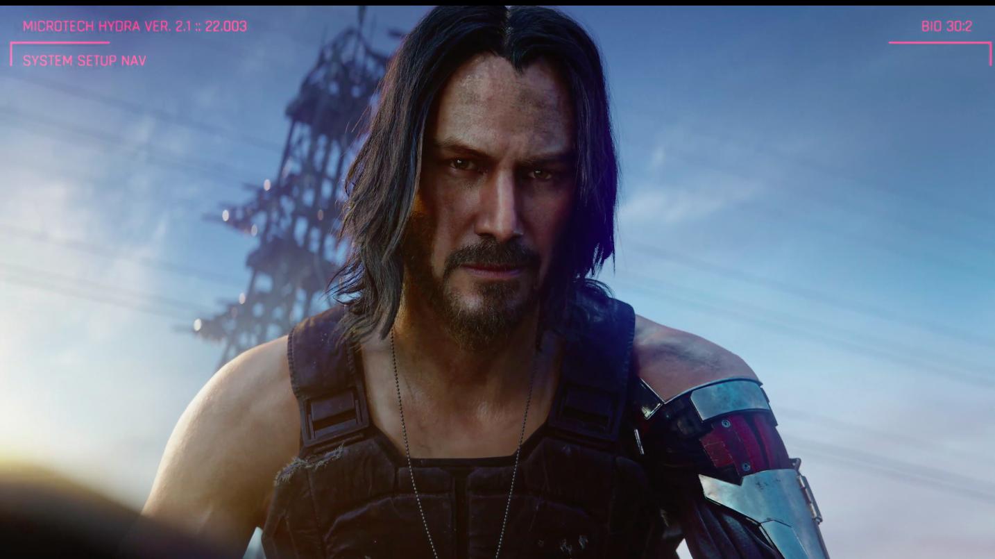 Keanu Reeves' Cyberpunk 2077 is now facing a major delay