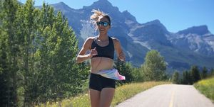 runners share messages of support to Gabe Grunewald