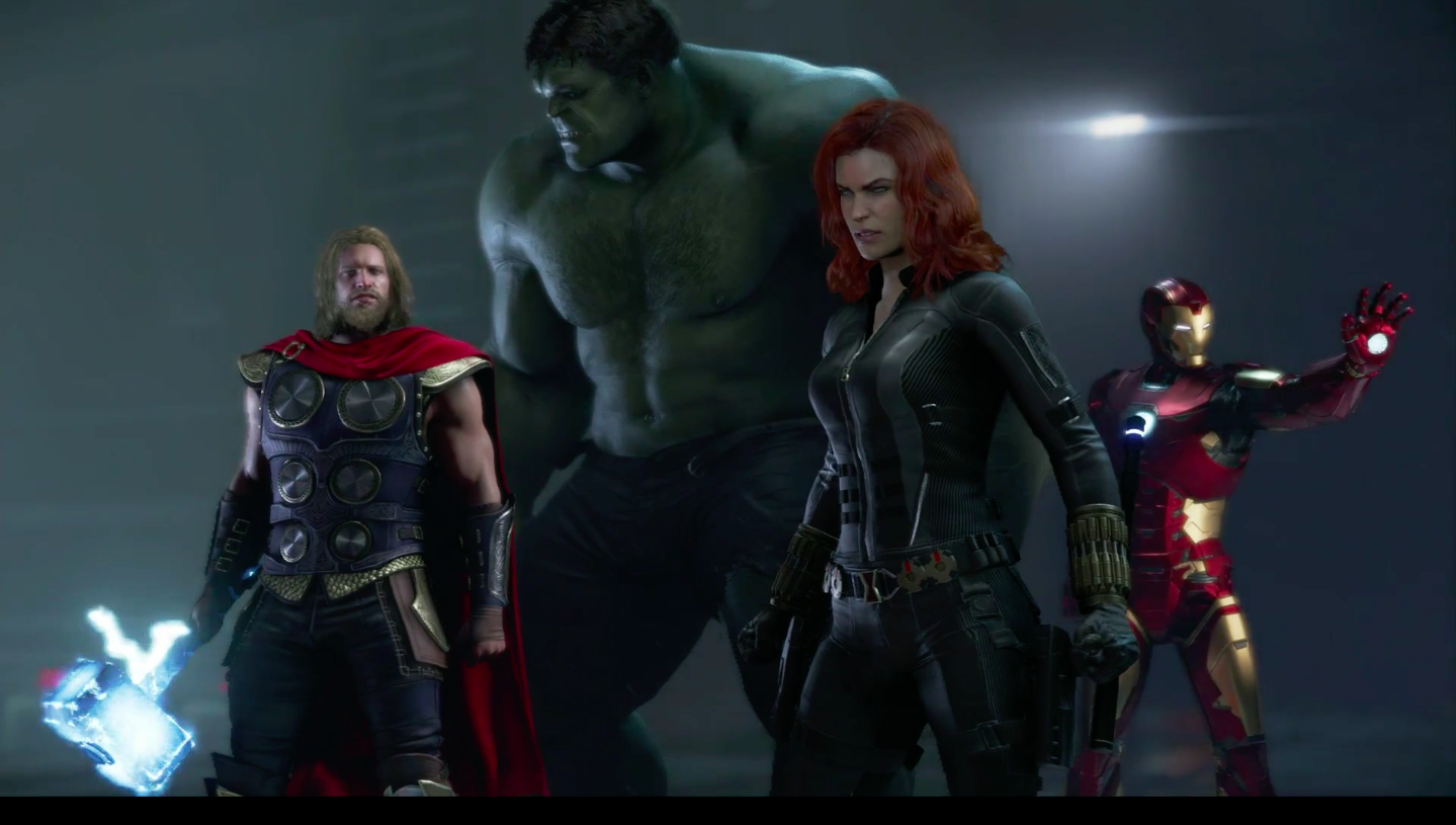 Marvel's Avengers video game news, trailers, gameplay and everything you need to know