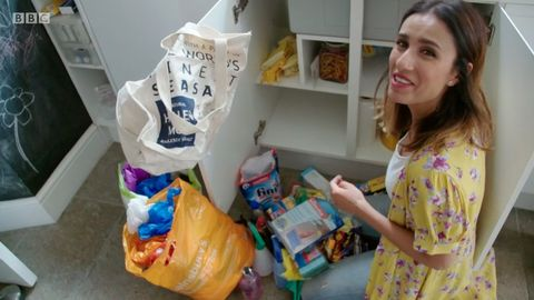 War On Plastic BBC One: Anita Rani lets cameras inside her home to reveal how much plastic she uses