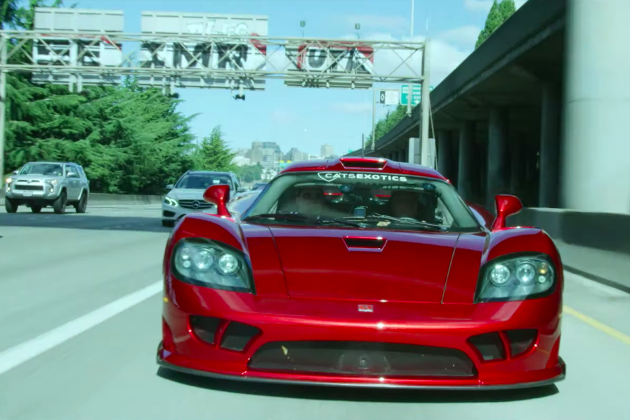 The All-American Saleen S7 Still Kicks Ass