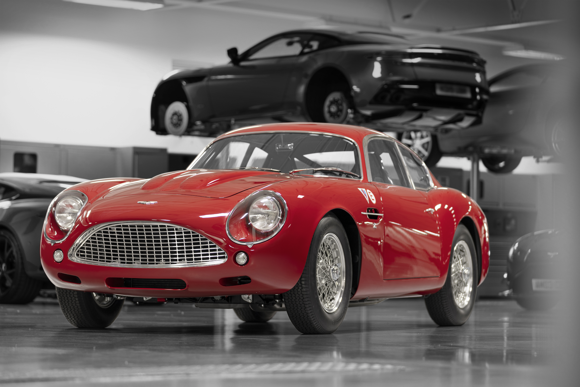 This Db4 Gt Zagato Continuation Is The Most Expensive New Aston Martin Ever Built