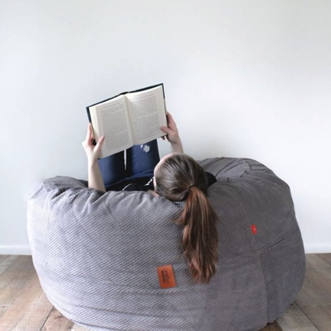 Marvelous Shark Tank Product Cordaroys Is A Bean Bag That Converts To Alphanode Cool Chair Designs And Ideas Alphanodeonline