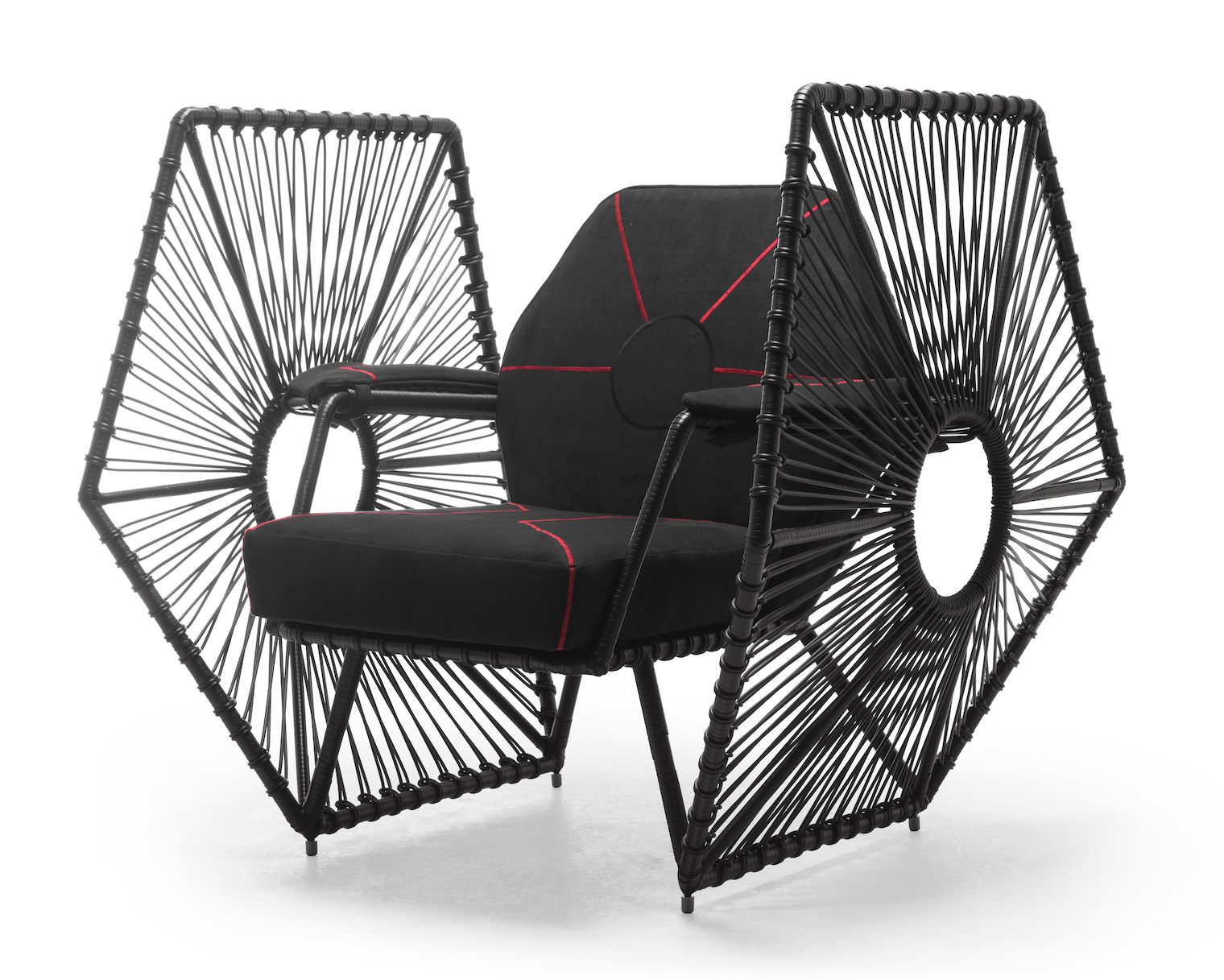 Join the Dark Side With This Star Wars Furniture