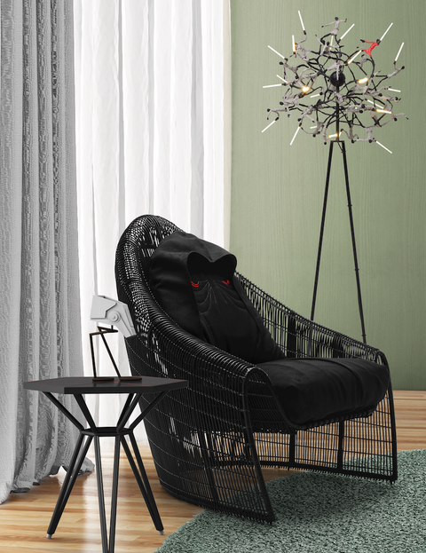 Sidious Easy Armchair