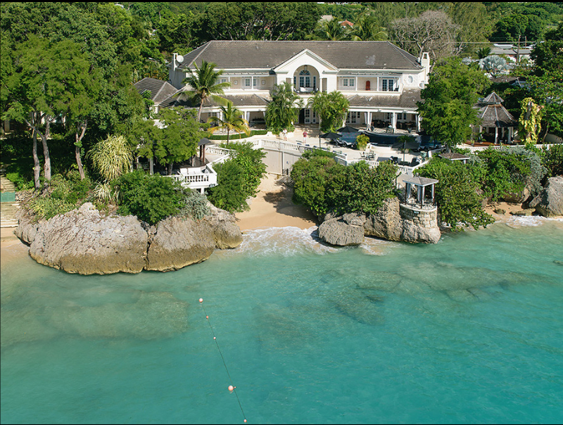Prince Harry's Onetime Vacation Villa in Barbados Has Hit the Market