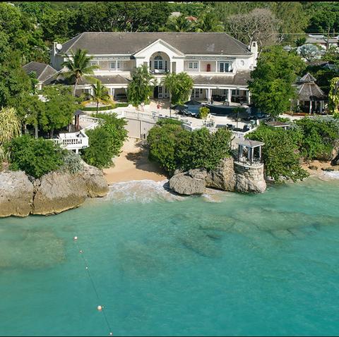 prince harry vacation home barbados