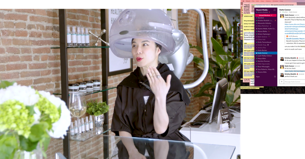 What It's Like to Get a Facial for Your Scalp