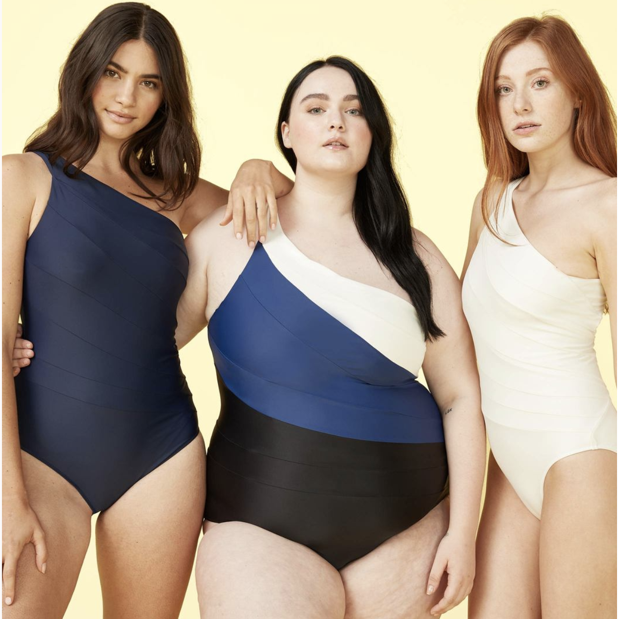This One-Shouldered Swimsuit Keeps Selling Out — Here's Why