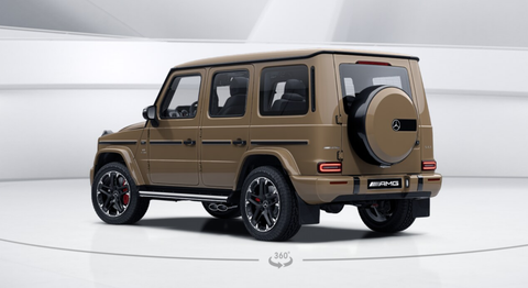 2020 Mercedes Amg G63 Gets New Trail Package With All