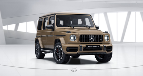 2020 Mercedes-Benz G-Class: Design, Specs, Price >> 2020 Mercedes Amg G63 Gets New Trail Package With All