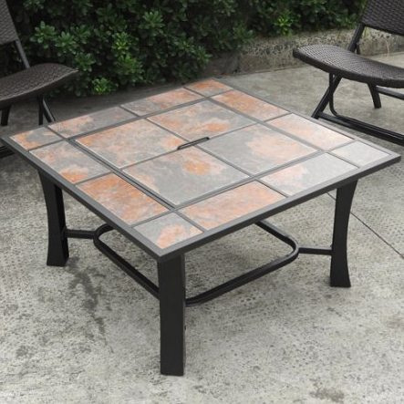 Amazon's Selling an Outdoor Table That Turns into a Fire Pit