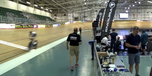 James MacDonald 24 hour distance record attempt