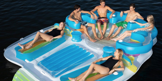 Cool Pool Floats In 2018 Best Giant Inflatable Pool