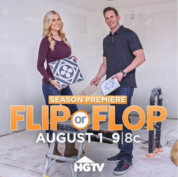 Exes Christina Anstead and Tarek El Moussa Return For Another Season of HGTV's Flip or Flop