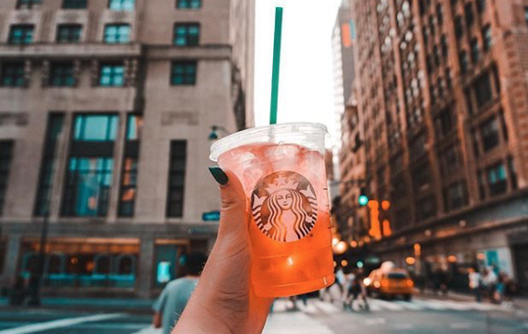 Starbucks Happy Hour Alert: Iced Drinks Are Buy-One-Get-One This Afternoon