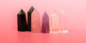 Crystal Water Bottle Wellness Trend