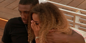 Love Island fans have a theory about Amber and Ovie, and it's wild
