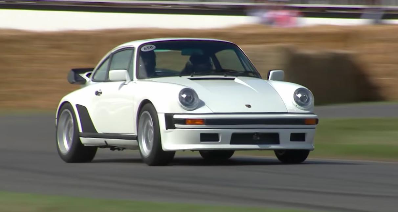 Listen to the Sound of Lanzante's Formula 1-Engine Porsche 930