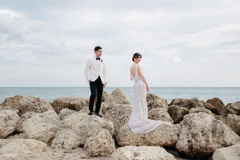 Фотография, Невеста, Свадебное платье, Платье, Церемония, Свадьба, Медовый месяц, Небо, Отпуск, Фотография,
