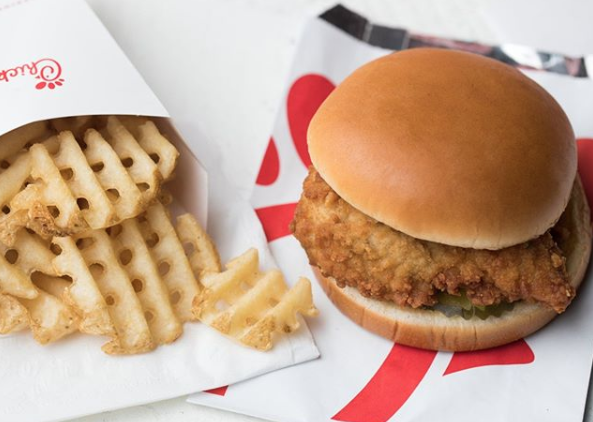 Chick-fil-A Is Giving Away Free Food In Honor Of Cow Appreciation Day