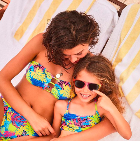 0749f123ad7cc8 Matalan is selling matching mother and daughter swimwear