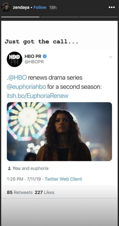 "Everything We Know About ""Euphoria"" Season 2"