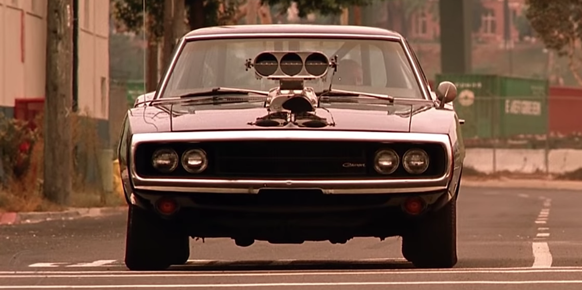Fast and Furious Dom's Dodge Charger Explained - F&F Furious Cars