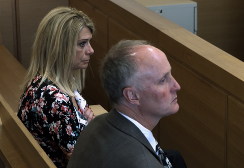 Michelle Carter Parents >> Who Are Michelle Carter S Parents Hbo S I Love You Now Die