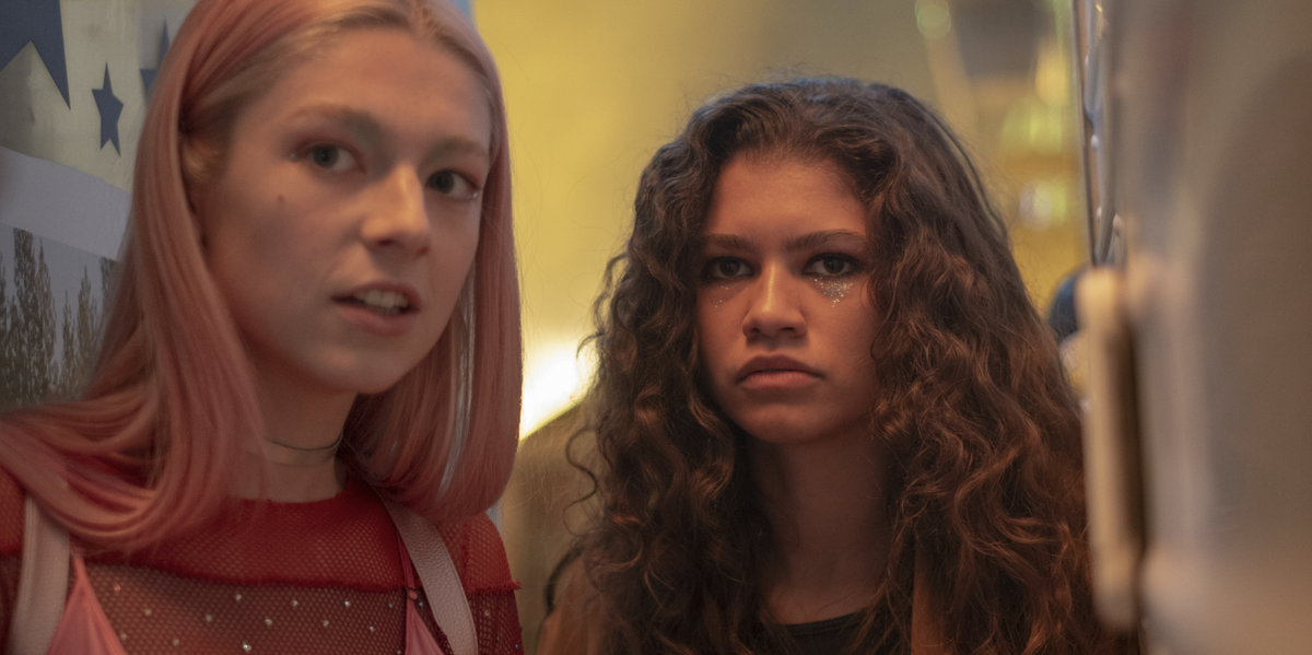 There's A Reason You Can't Stop Obsessing Over the Makeup On 'Euphoria'