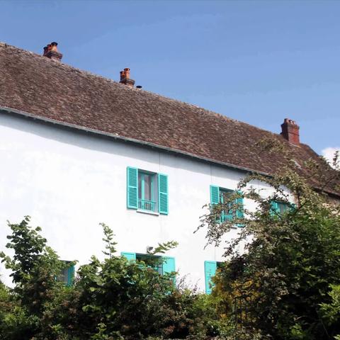 Claude Monet Airbnb