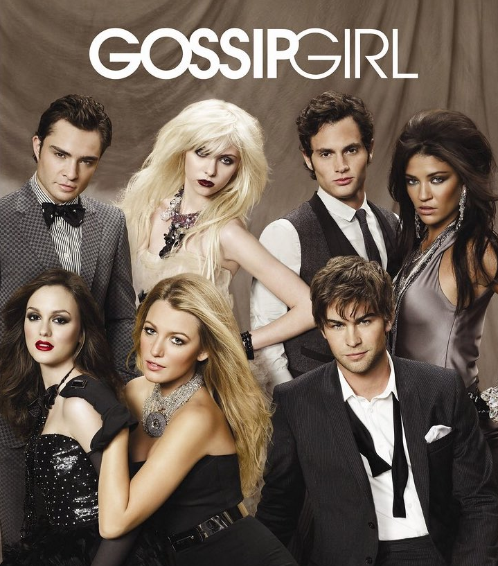 I'm Sorry, We Need to Talk About This One 'Gossip Girl' Promotional Photo