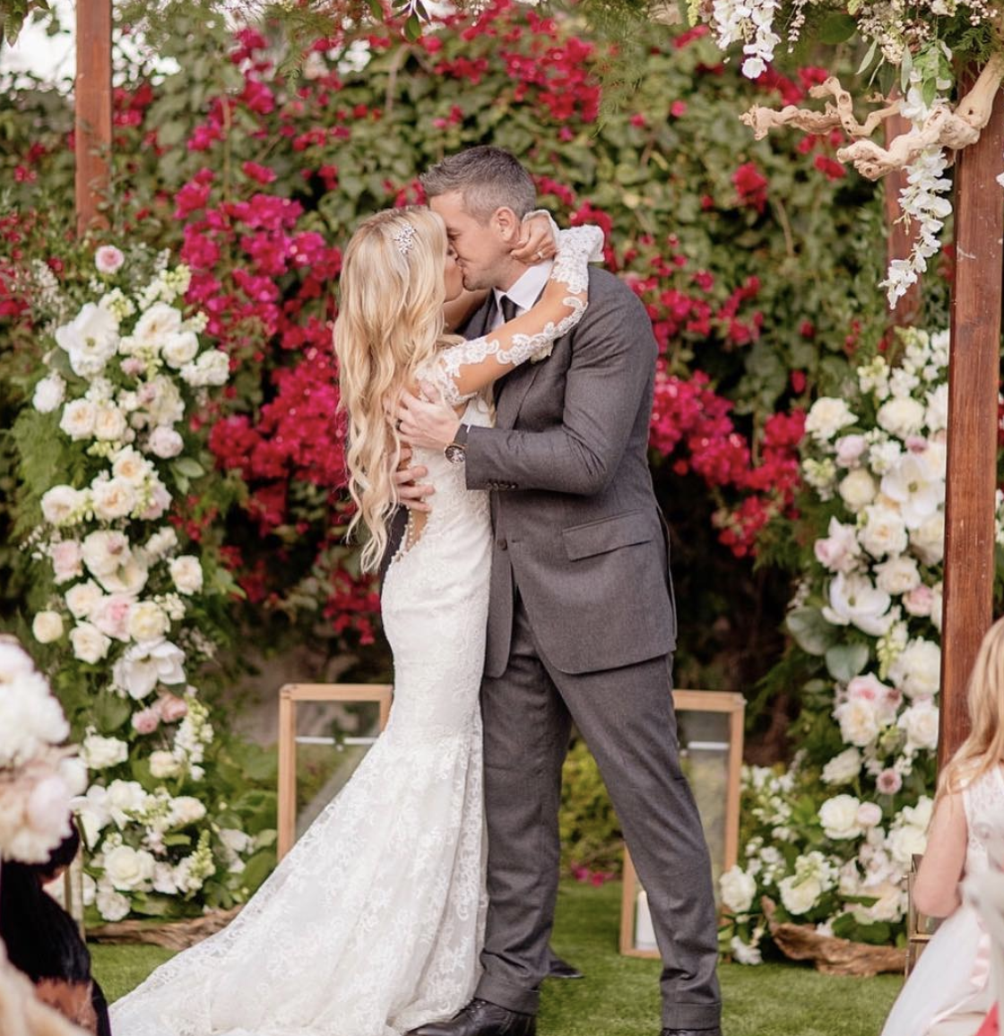 Here's How Christina Anstead Planned Her Super Secret Wedding in Just 40 Days