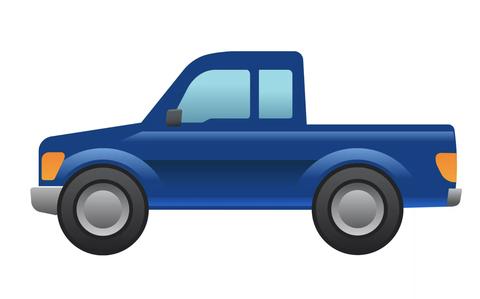 Motor vehicle, Vehicle, Car, Pickup truck, Vehicle door, Automotive design, Truck bed part, Tow truck, Clip art, Graphics,