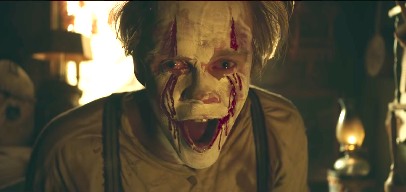 The New It Chapter Two Trailer Has a Wet Clown That Will Haunt Your Waking Nightmares