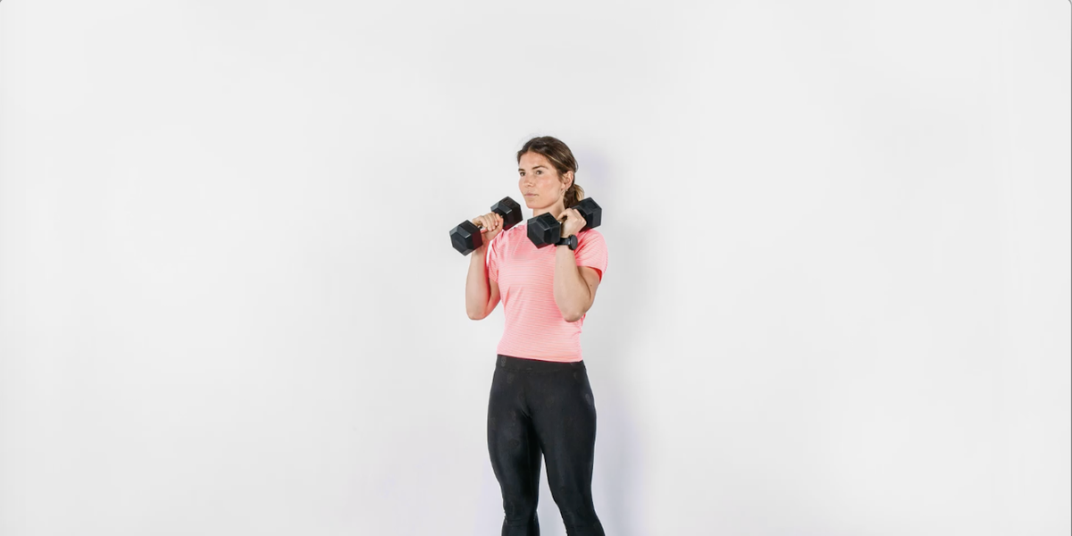 This Dumbbell Workout Will Make You a Stronger, Faster Runner