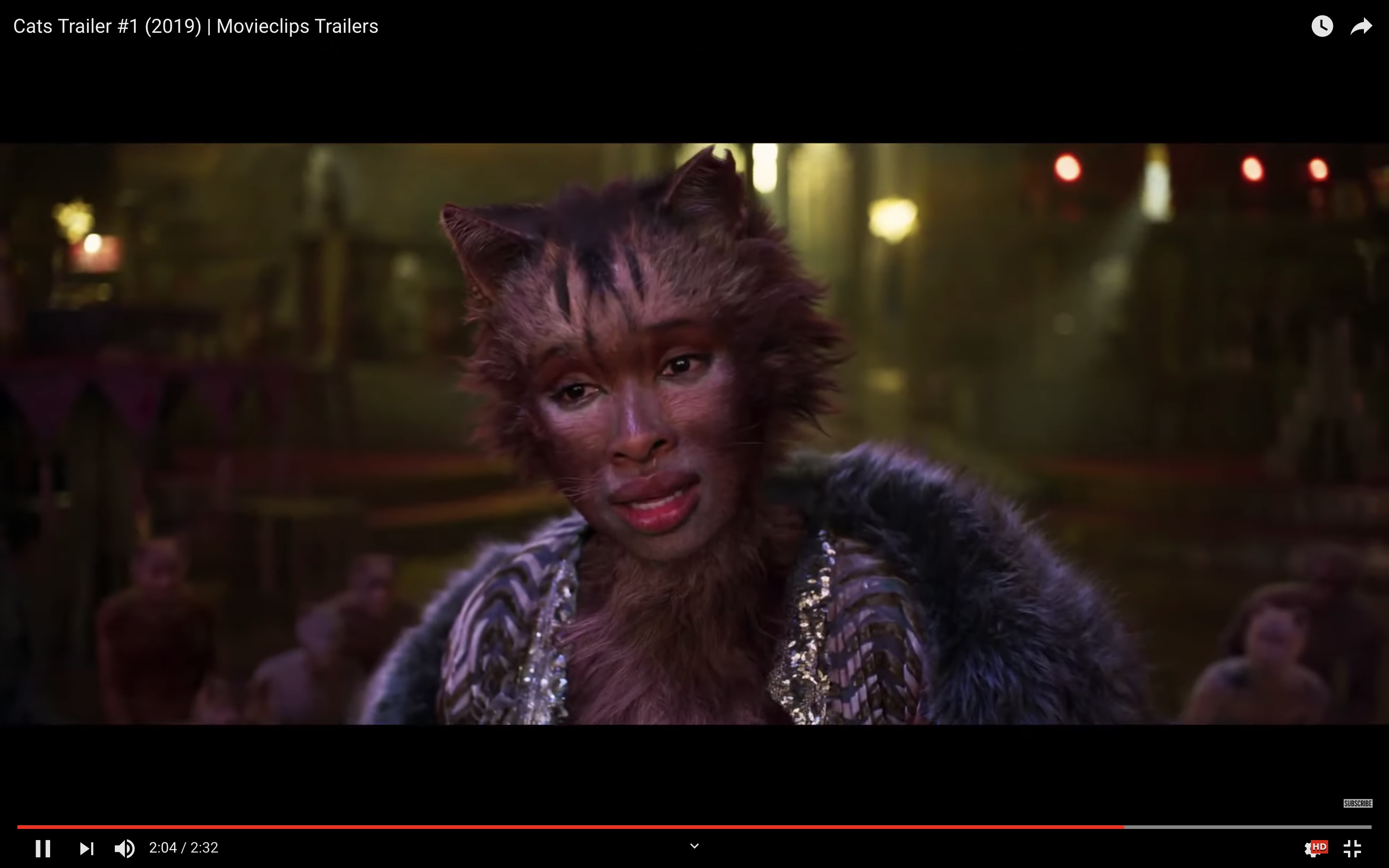 The CATS Trailer is Full of Cursed Energy and Nightmare Fuel