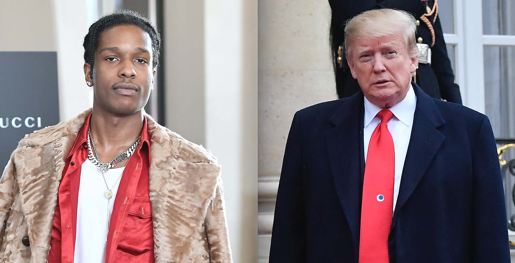 Trump Says He Called Sweden's Prime Minister to 'Personally Vouch' for A$AP Rocky