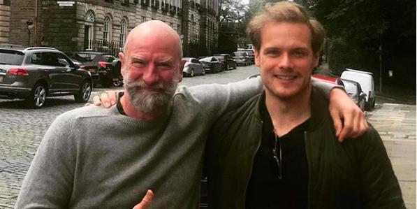 Outlander Actors Sam Heughan Graham Mctavish To Launch A Show Called Clan Lands