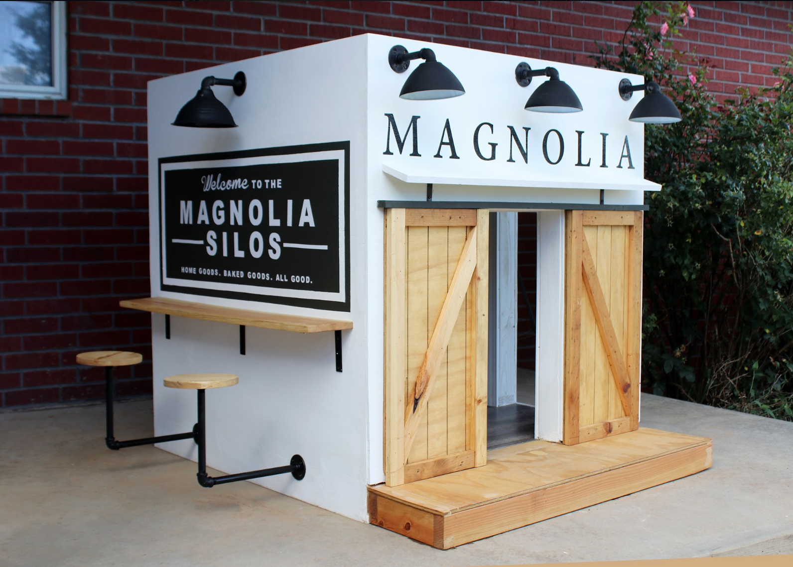 You Need to See This Miniature Replica of Joanna Gaines's Magnolia Market