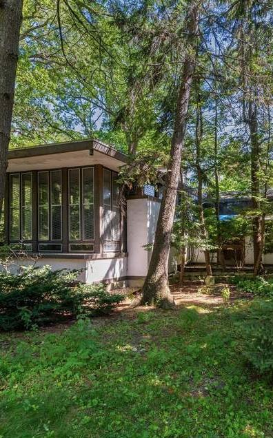 frank lloyd wright house for sale