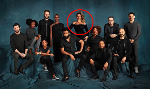Lol, Beyoncé Was Fully Photoshopped Into This 'Lion King' Cast Picture