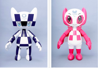 toyota mascot robots