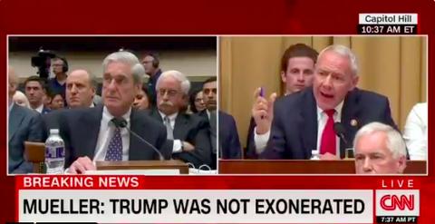 Republican Ken Buck Has Robert Mueller Say Donald Trump Could Be