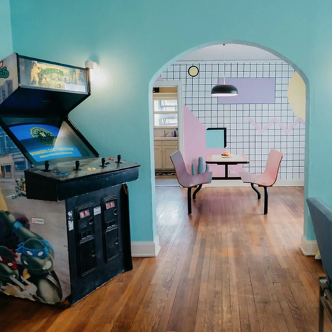 80's Themed Airbnb