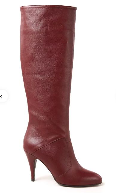 Footwear, Boot, Knee-high boot, High heels, Shoe, Riding boot, Brown, Durango boot, Leather, Leg,