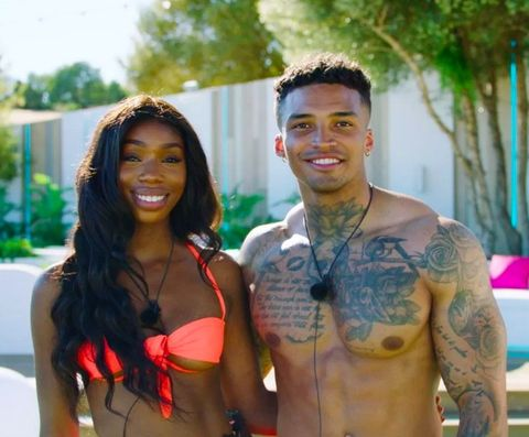 Remember when these were the original Love Island couples?