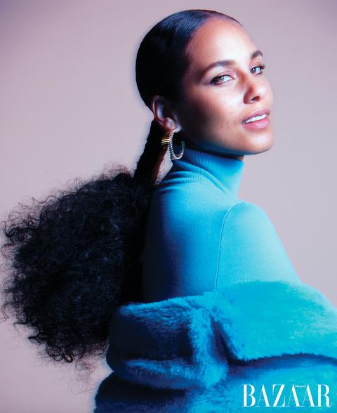 Alicia Keys - Bazaar Icons 2019